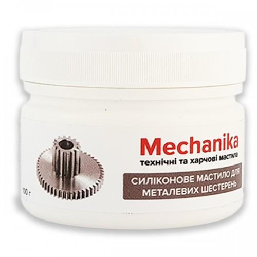 Силіконове мастило для металевих шестерень MK-MS100